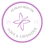 Wedding Photographers in London - Love & Lavender Wedding Blog Badge
