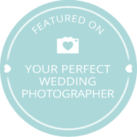London Wedding Photographer - Your Perfect Wedding Photographer Badge