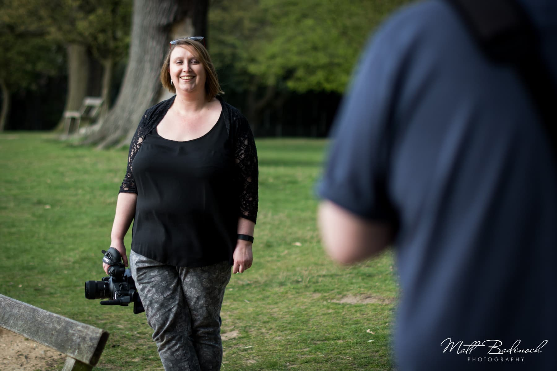 Julie, Minty Slippers London Wedding Videographer | Matt Badenoch Photography