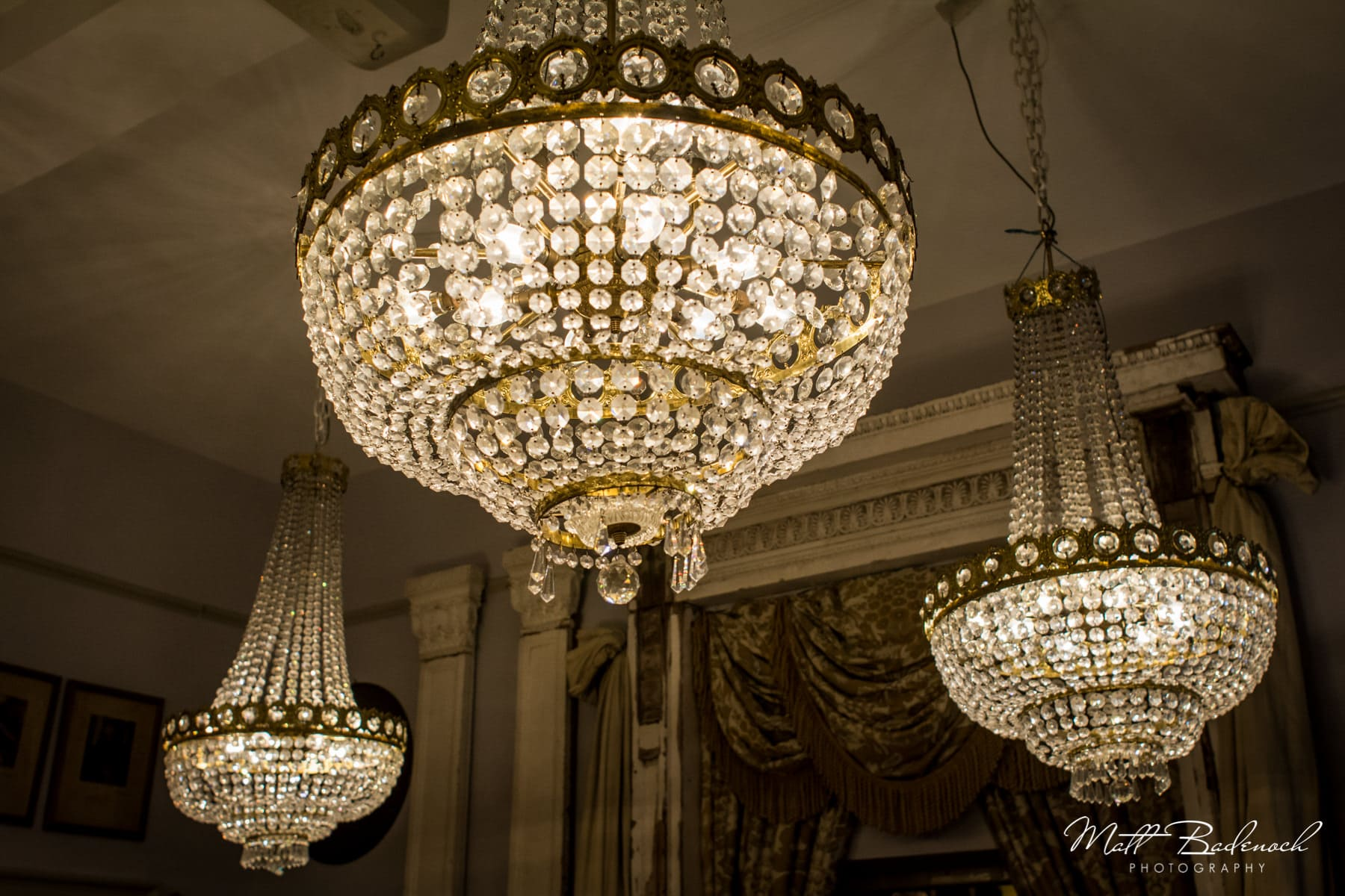 Chandlers, Brunswick House, London Wedding Venue | Matt Badenoch Photography