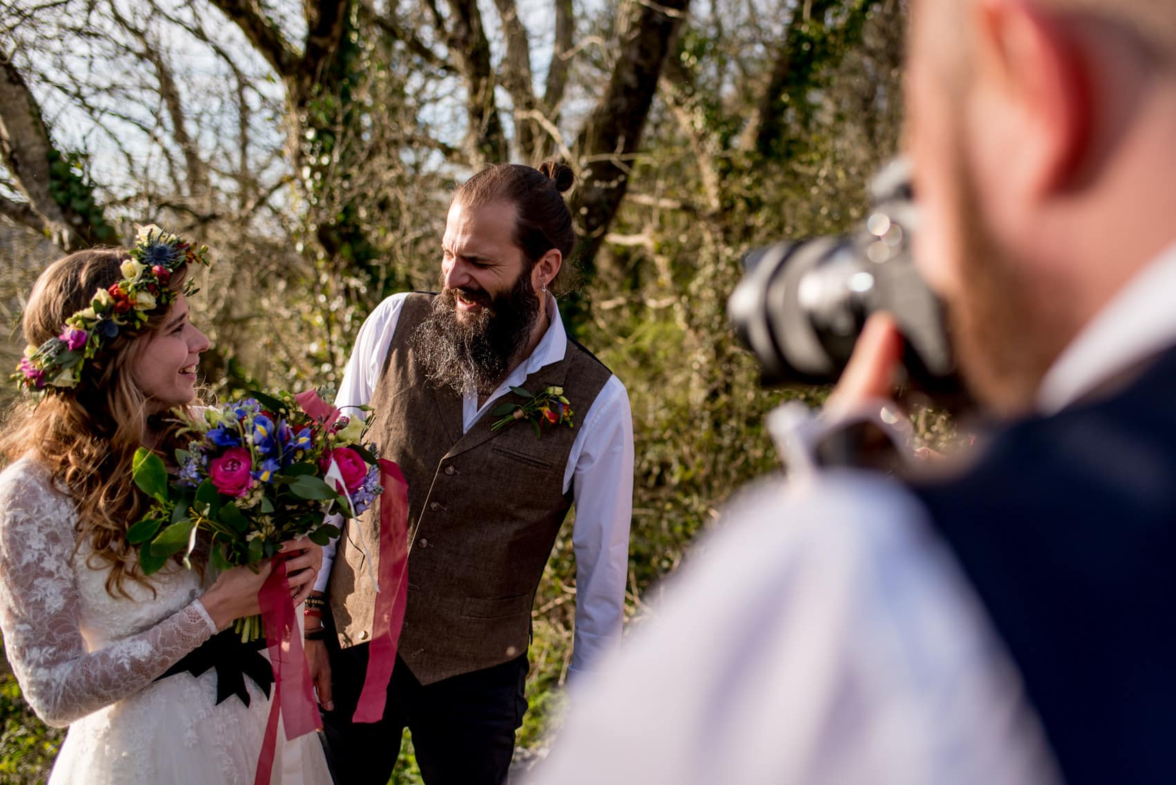 wedding time at SNAP 2016